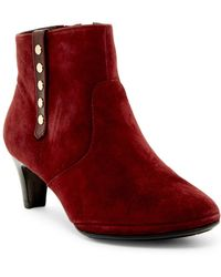 Comfortiva - Tacoma Bootie - Multiple Widths Available - Lyst