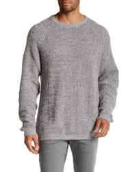 Weatherproof - Marled Shaker Knit Sweater - Lyst