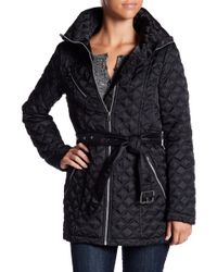Marc New York - Cassidy Quilted Packable Hood Jacket - Lyst