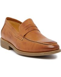 Sandro Moscoloni - Trulock Leather Penny Loafer - Lyst