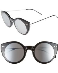 03ad56db3cb Spitfire - Alpha 1 60mm Mirrored Sunglasses - Lyst