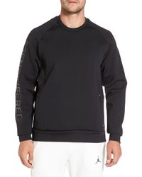 Nike - Sportswear Flight Tech Shield Crewneck - Lyst