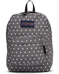 Jansport - Superbreak Polka Dot Backpack - Lyst