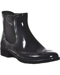 Dav - Vienna Brogue Boot - Lyst