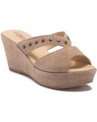 Cordani - Glenna Platform Wedge Sandal - Lyst