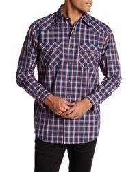Pendleton - Frontier Plaid Regular Fit Shirt - Lyst