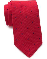 Thomas Pink - Silk Birchill Spot Tie - Lyst