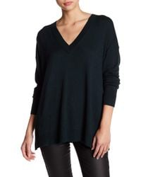 French Connection - Bambi V-neck Knit Sweater - Lyst
