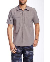 Oakley - Efficiency Short Sleeve Regular Fit Shirt - Lyst