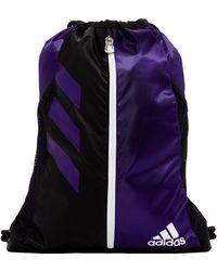 adidas - Team Issue Sackpack - Lyst