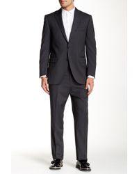 Peter Millar - Flynn Two Button Notch Lapel Wool Suit - Lyst