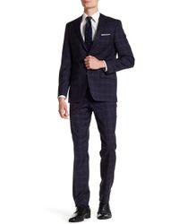 Spurr By Simon Spurr | Contrast Plaid Modern-regular Suit | Lyst