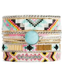 Hipanema - Cardamine Beaded Bracelet - Lyst