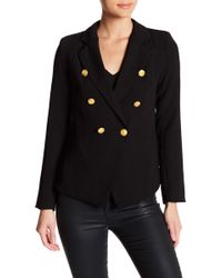 Do+Be Collection - Double Breasted Blazer - Lyst
