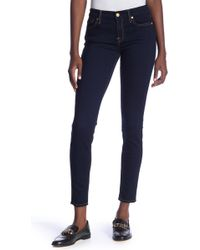 7 For All Mankind - The Skinny Jeans - Lyst