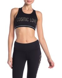 40c79f43e2 Threads For Thought - Cosmic Kind Of Love Sports Bra - Lyst
