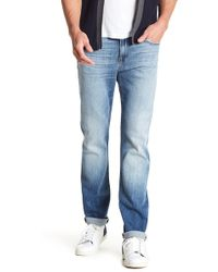 7 For All Mankind - The Straight Jeans - Lyst