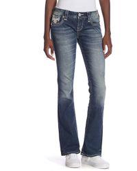 Rock Revival Maajie Slim Bootcut Jeans