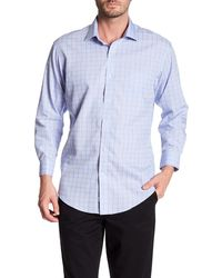 Lands' End - Tailored Fit Oxford Shirt - Lyst