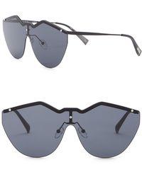 Le Specs - Noir De Vie 145mm Single Lens Sunglasses - Lyst