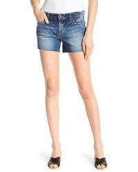 Joe's Jeans - The Ozzie Leighla Shorts - Lyst