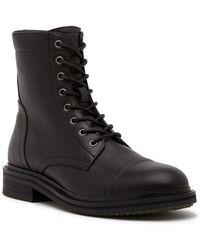 John Varvatos | Cooper Officer Boot | Lyst