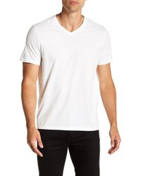 Jason Scott - Halas V-neck Tee - Lyst