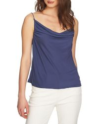 1.STATE - Cowl Neck Camisole - Lyst