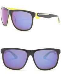 90e22e3593af English Laundry Men's Clubmaster Acetate Frame Sunglasses for Men - Lyst