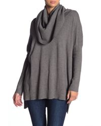 Dreamers By Debut - Oversized Cowl Neck Sweater - Lyst