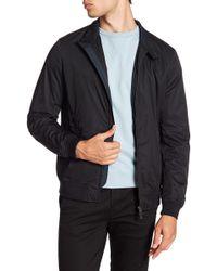 e2ea383f286772 Lyst - Ted Baker Bomber Jacket in Black for Men