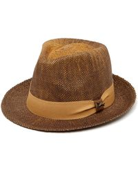 882d1e175bf72 Lyst - Tommy Bahama  bangkok Casual  Straw Safari Hat in Natural for Men