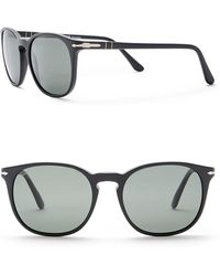 Persol - Square 53mm Sunglasses - Lyst