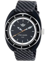 adidas Originals - Men's Stan Smith Textile Strap Watch - Lyst