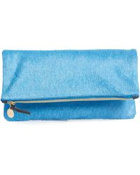 Clare V. - Foldover Clutch - Lyst