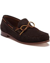 53ee75a84e7 Lyst - Magnanni Sullivan Penny Loafer in Brown for Men