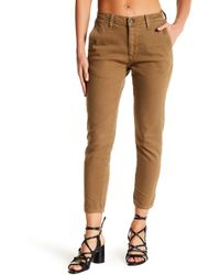 Michelle By Comune - Slouch Skinny Jeans - Lyst