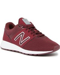 New Balance - 24 Knit Sneaker - Lyst