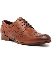 Ted Baker - Granet Wingtip Derby - Lyst
