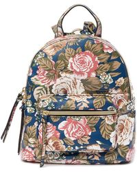 T-Shirt & Jeans - Floral Mini Backpack - Lyst