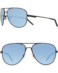 Revo - Windspeed 61mm Aviator Sunglasses - Lyst