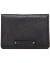 UGG - Jenna Leather Id Card Case - Lyst