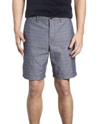 Original Penguin - P55 Dobby Chambray Shorts - Lyst