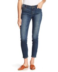Joe Fresh - Classic Slim Fit Jeans - Lyst