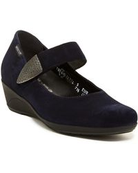 Mephisto - Kimona Mary Jane Wedge - Lyst