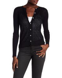 Inhabit | Button Up Linen Cardigan | Lyst