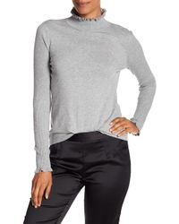 Cece by Cynthia Steffe - Ribbed Turtle Neck - Lyst