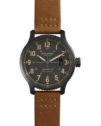 Filson - Men's The Mackinaw Field Watch - Lyst