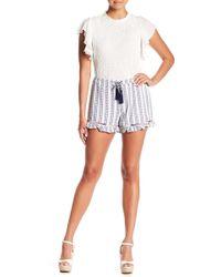 Sugarlips - Modern Tassel Femme Shorts - Lyst