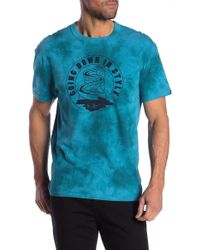 Original Penguin - Going Down In Style Slim Fit Tee - Lyst